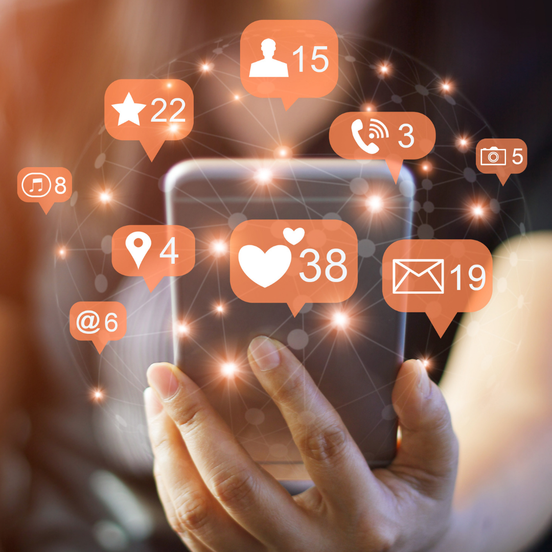 Como usar as redes sociais para divulgar meu consultório de nutrição?  Saiba mais!